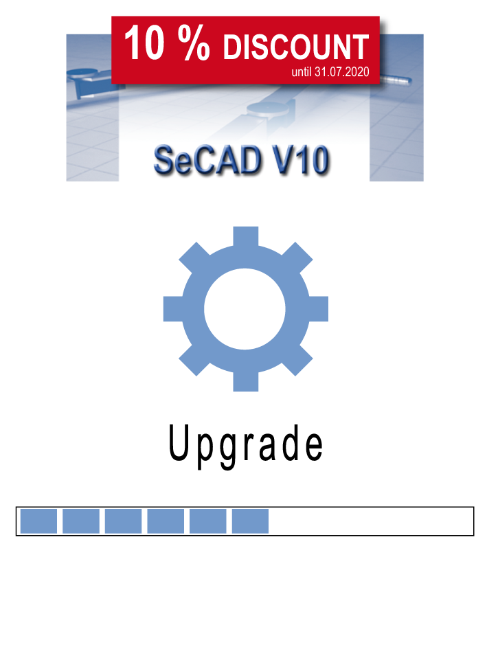 SeCAD Upgrade to V10